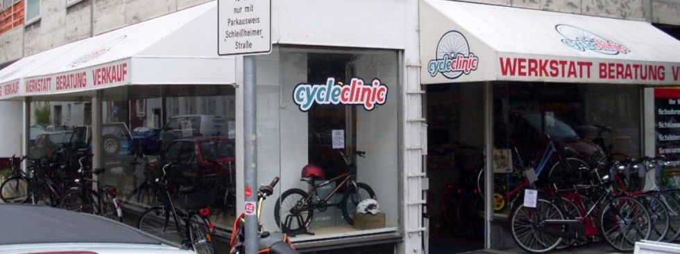 Cycleclinic, Foto: Cycleclinic