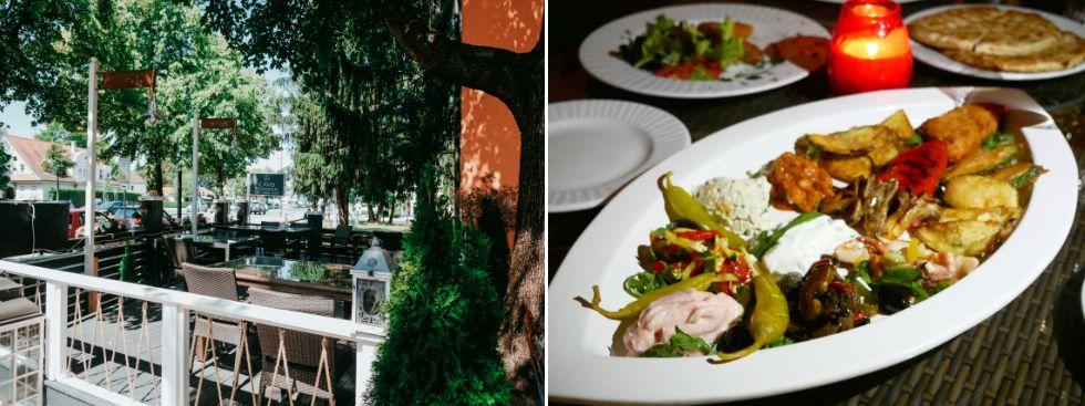 grieche, urlaub, restaurants, frühstück, abendessen, fleisch, Foto: Despoina Tsokou, Lukas Schirmer