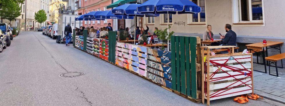 Der Schani der Cooperativa im Glockenbachviertel, Foto: Anette Göttlicher