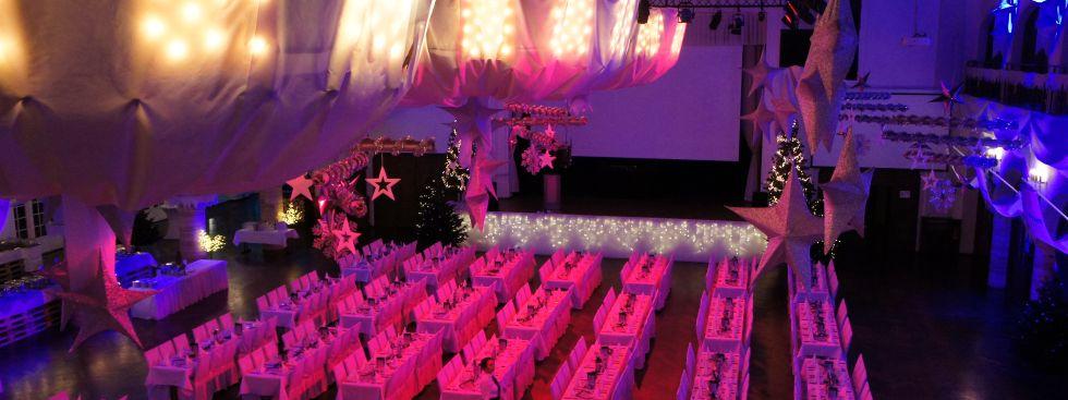 Der Festsaal im Löwenbräukeller, Foto: Löwenbräukeller