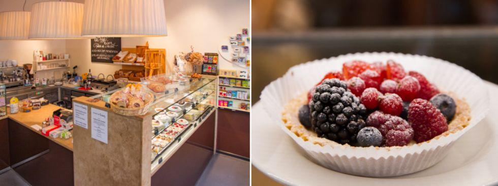 Süßes in der Pâtisserie Dukatz, Foto: Markus Büttner