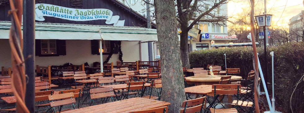 Das Jagdschlössl, Foto: muenchen.de/Anette Göttlicher
