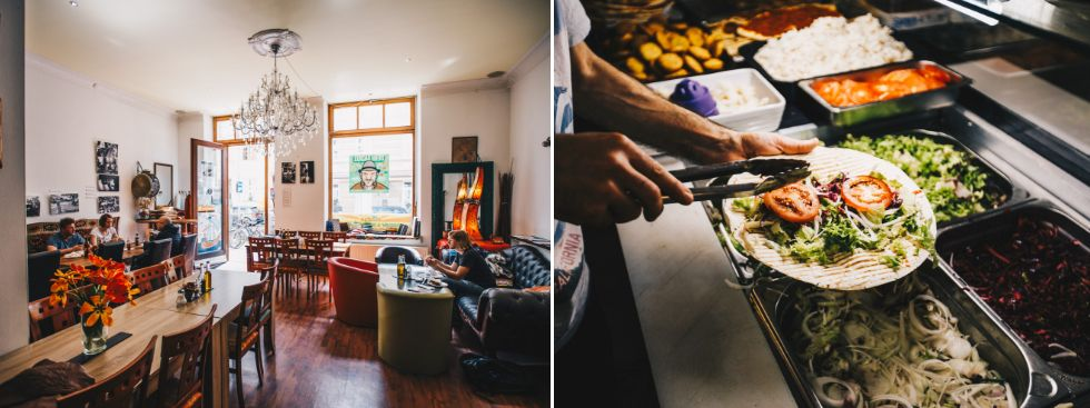 restaurant, vegan, erbils, Foto: Lionman