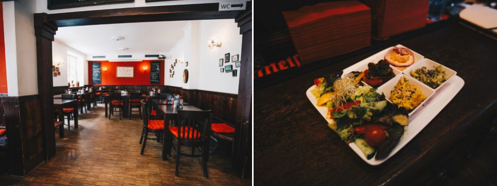 Vegan, Restaurant, Bodhi, Foto: Lionman