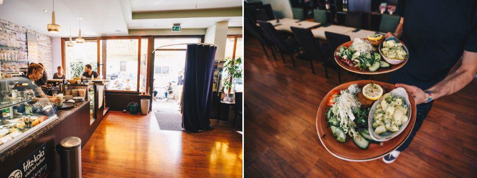 Max Bett, vegan, restaurants, Foto: Lionman