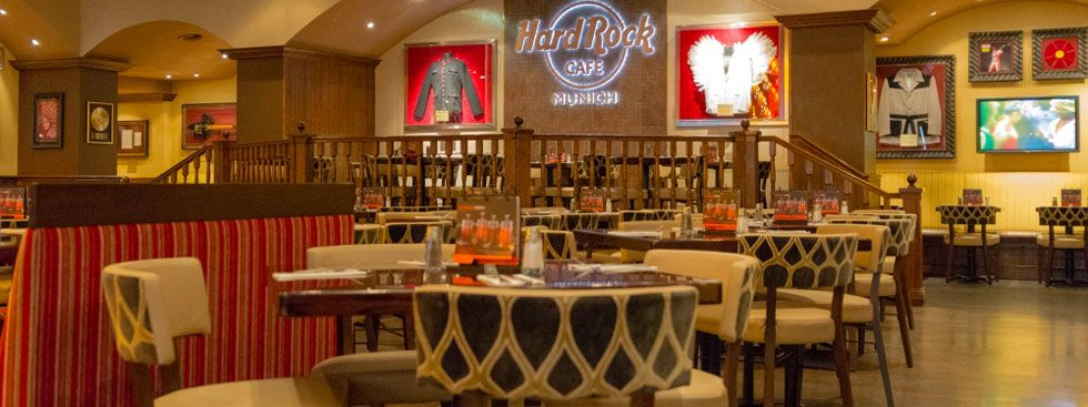 Hard Rock Café München, Foto: Hard Rock Café