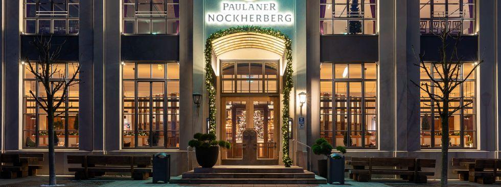 Der Paulaner am Nockherberg von außen, Foto: Paulaner am Nockherberg