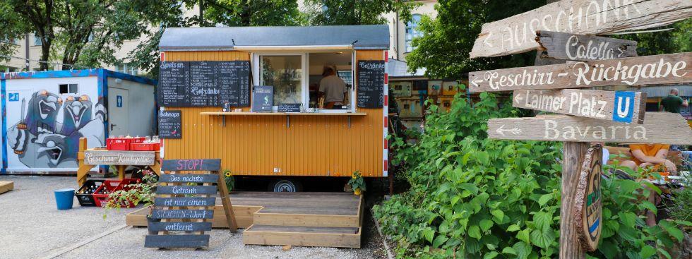 Das neue Café Steinchen in Laim, Foto: Marie-Lyce Plaschka