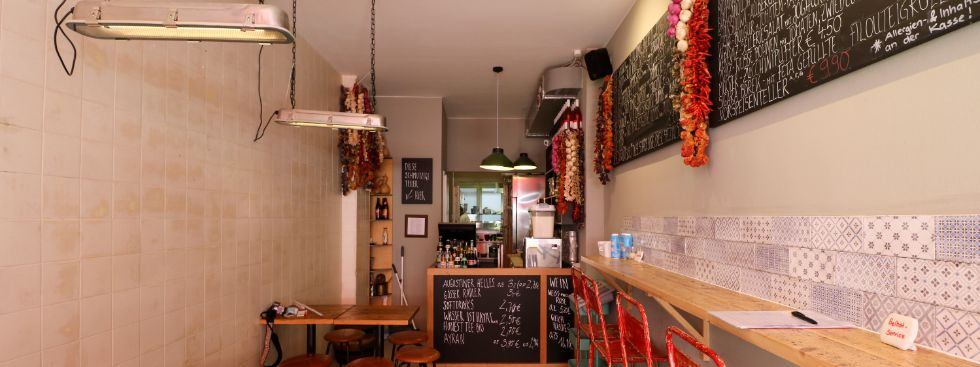 Diese Gut - Köfte, Falafel und Mezze im Glockenbach, Foto: Marie-Lyce Plaschka