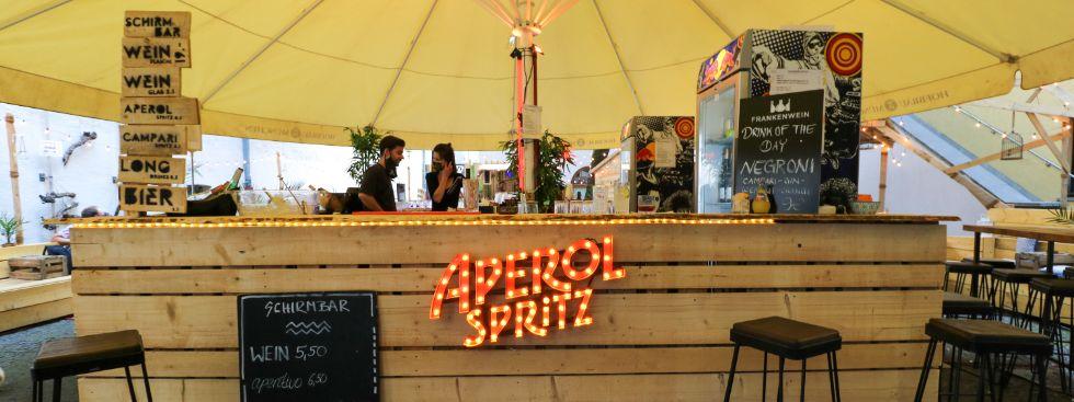DJs, Musik und Open Air Gefühle im Sommerquartier, Foto: Marie-Lyce Plaschka