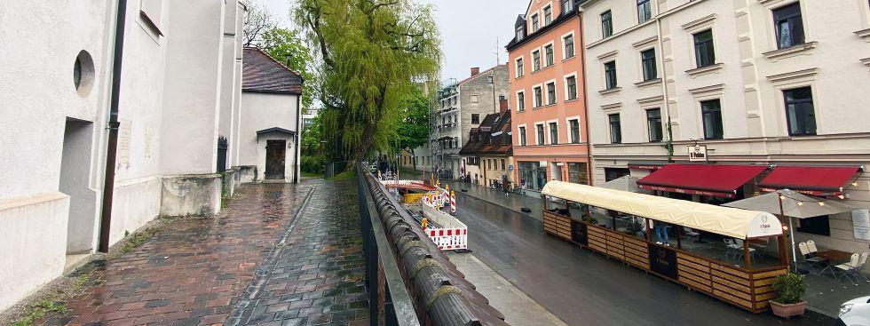 Il Padrino in Haidhausen, Foto: Anette Göttlicher