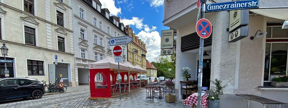 Die Seerose in Alt-Schwabing, Foto: Anette Göttlicher