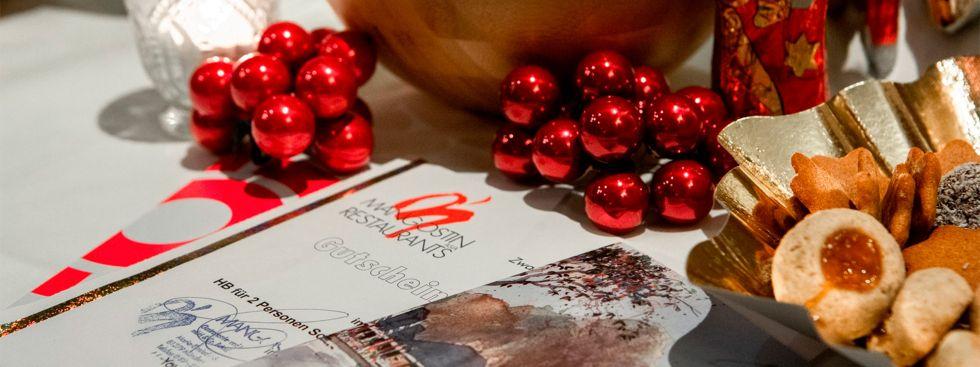 Kuffler-Wertgutschein zu Weihnachten, Foto: Kuffler