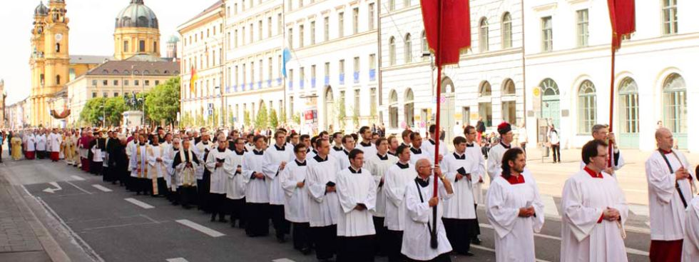 Fronleichnams-Prozession, Foto: Immanuel Rahman