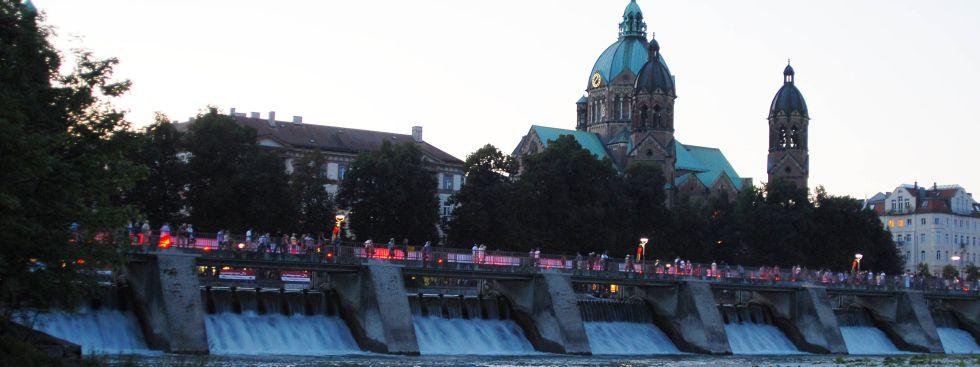 Isarinselfest, Foto: AWO