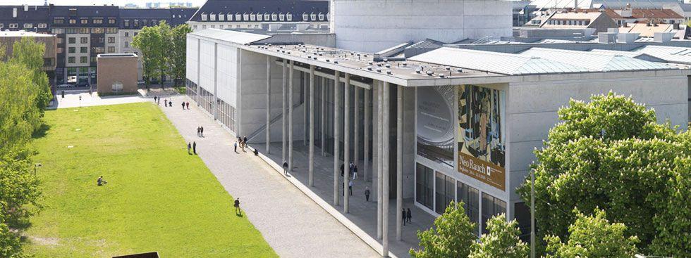 Die Pinakothek der Moderne, Foto: Pinakothek der Moderne