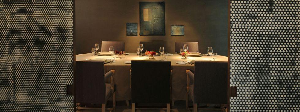 Das Restaurant Atelier im Hotel Bayerischer Hof, Foto: Bayerischer Hof