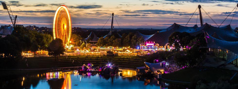 Sommerfestival im Olympiapark, Foto: muenchen.de/Michael Hofmann