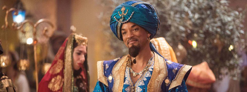 "Szene aus dem Film ""Aladdin"", Foto: Walt Disney"