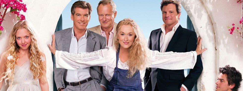 "Flimplakat von ""Mamma Mia"", Foto: Universal Pictures"