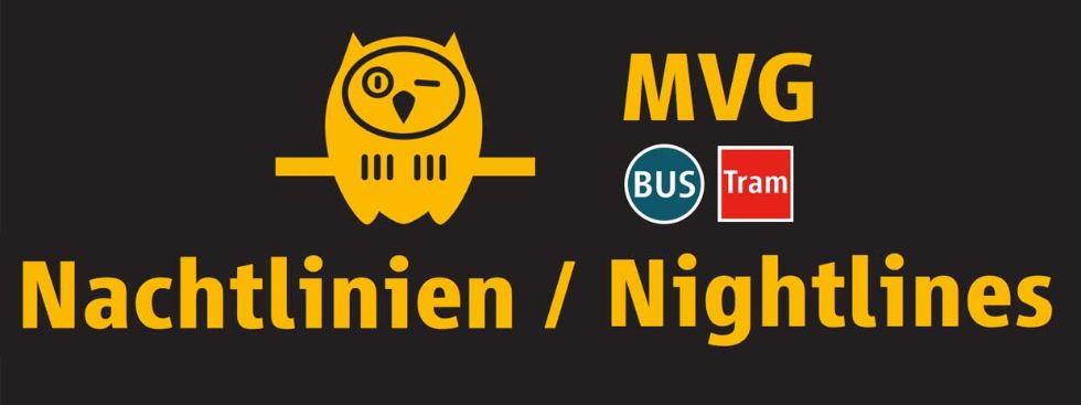 MVG Nachtlinien Eule, Foto: MVG