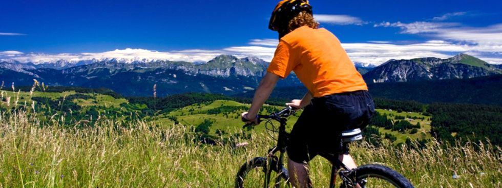 Fahrrad Ausflug