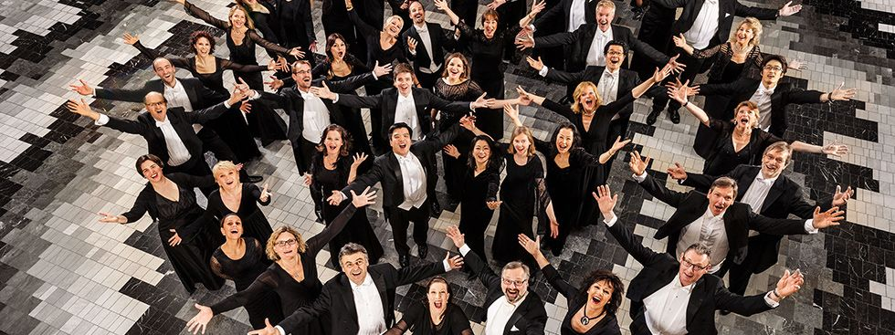 BR-Chor, Foto: Astrid Ackermann