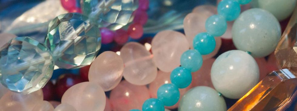 Bunte Perlen, Foto: Perlerie