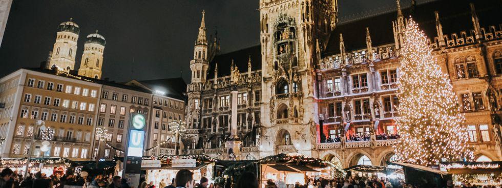 Münchner Christkindlmarkt, Foto: Anette Göttlicher