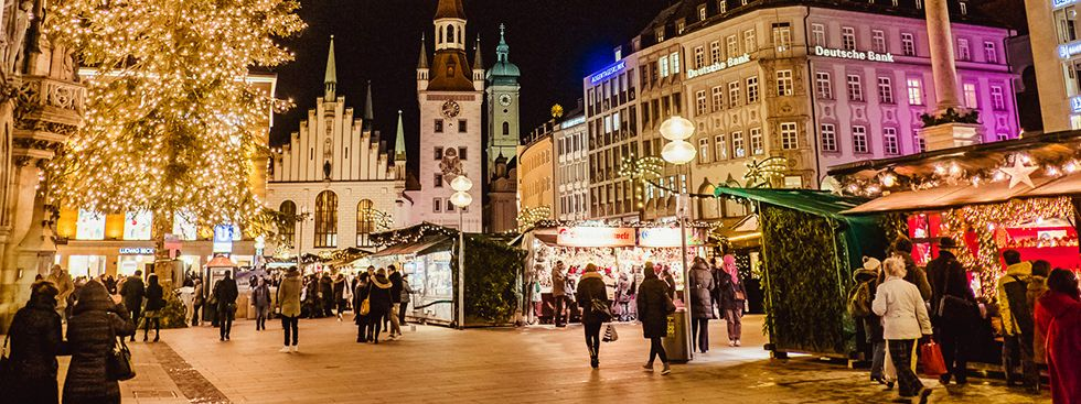 Munich Christmas Market Dates.Getting To The Munich Christmas Market Official Website