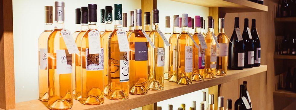 Für Weinliebhaber: Les Amis du Vin, Foto: Anette Göttlicher