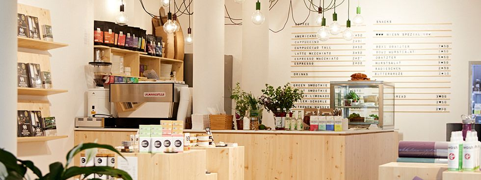 Ladencafés: Store Galore, Foto: Store Galore