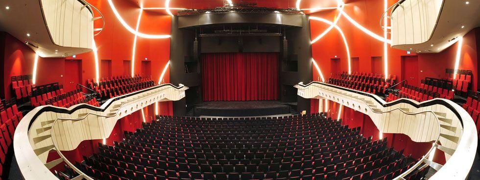 Das Deutsche Theater in München, Foto: Deutsches Theater