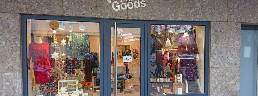 Nachhaltig shoppen, Foto: Elena Dangel