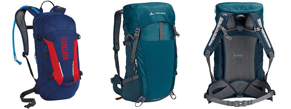 Extremwandern: Rucksack, Foto: Camelbak, Vaude