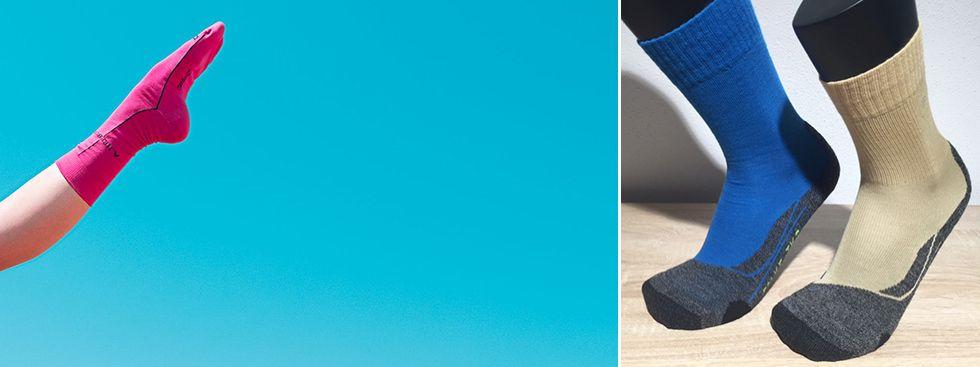 Extremwandern: Socken, Foto: Pexels, Sportkipfelsberger