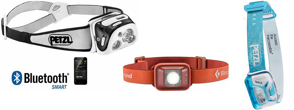 Extremwandern: Stirnlampen, Foto: Petzl, Iota