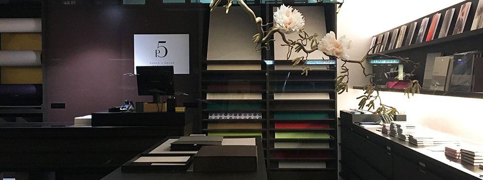 P5: der besondere Papierladen, Foto: P5 Präge- und Druckmanufaktur