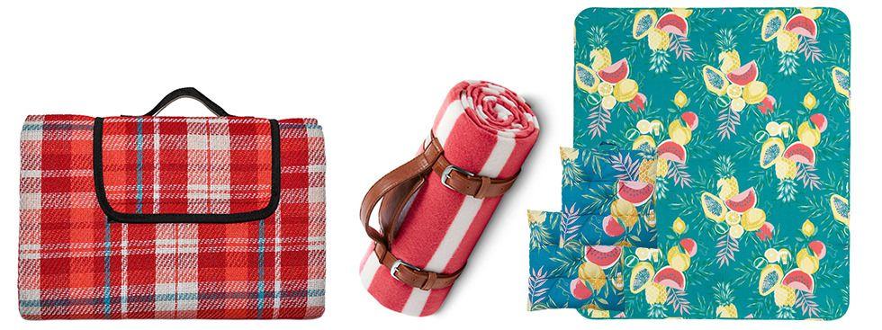 picknick, Sommer, accessoires, Foto: Galeriakaufhof, Tchibo, H&M