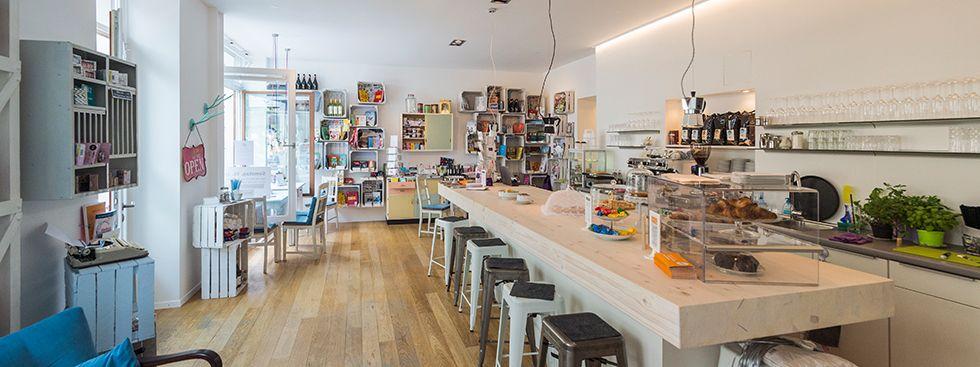 Eine Frage des Muts? Quereinsteiger als Ladenbesitzer, Foto: kitchen2soul