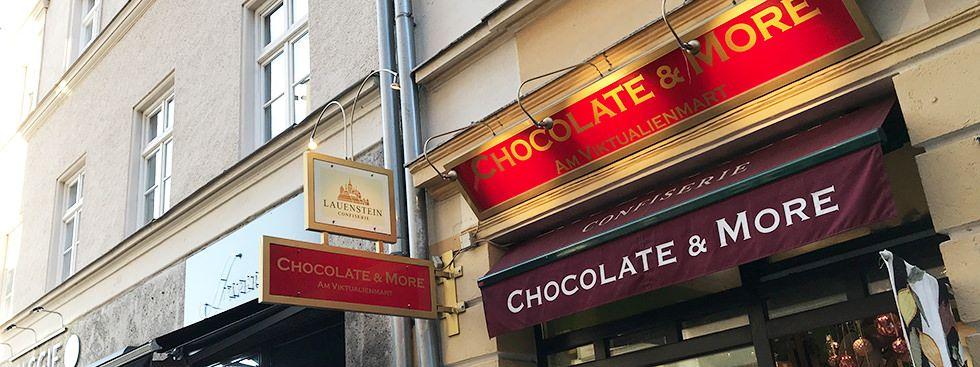 Chocolate & More: klein, aber fein, Foto: Anette Göttlicher