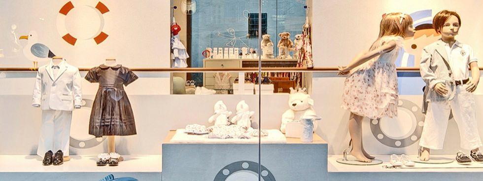 shoppen, Kinder, mode, einkaufen, Baby, Kleidung, Foto: Les Petits