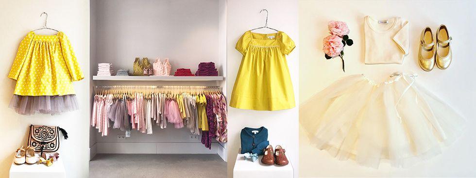 shoppen, Kinder, mode, einkaufen, Baby, Kleidung, Foto: Marie Morenz