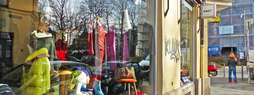 Macy Johannisplatz 20, Foto: Elena Dangel