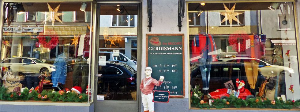 the second Gerdismann Barer Straße 74, Foto: Elena Dangel