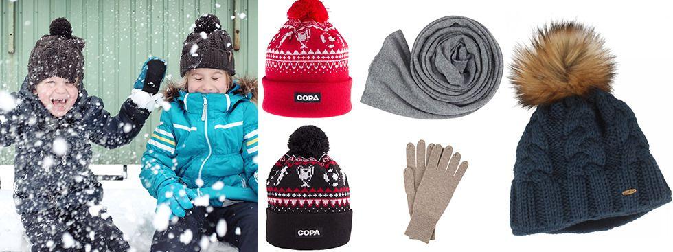 Accessoires: Für warme Ohren, Hälse und Finger, Foto: Karstadt, Anette Göttlicher