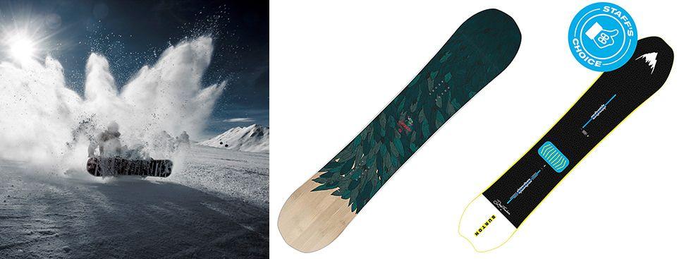 Snowboard: Piste, Park oder Powder?, Foto: Unsplash, Planetsports