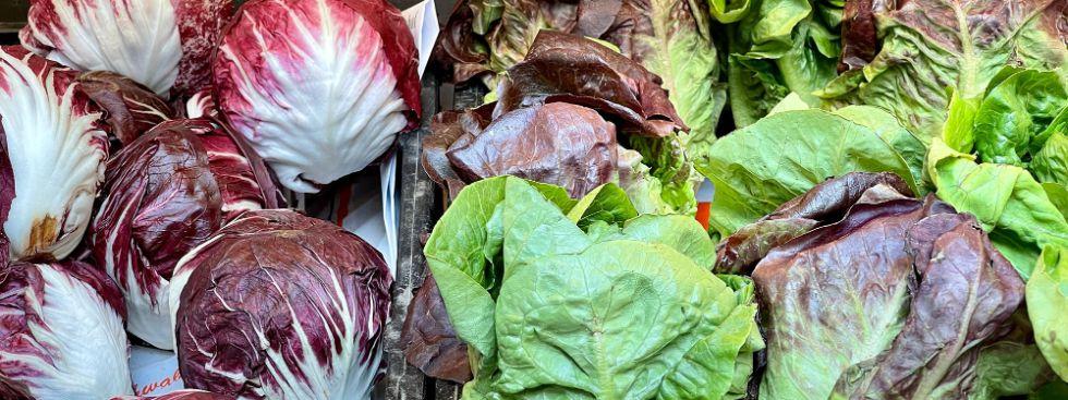 Salat vom Elisabethmarkt, Foto: Anette Göttlicher