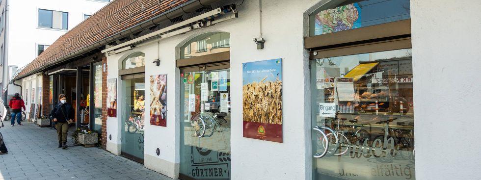 Bäckerei Gürtner in Pasing, Foto: Anette Göttlicher