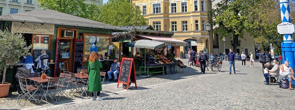 Delikatessen & Spezialitäten am Wienermarkt, Foto: Anette Göttlicher